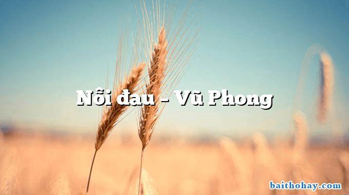 noi dau vu phong - Muốn làm người giản đơn - Diệu Nguyễn